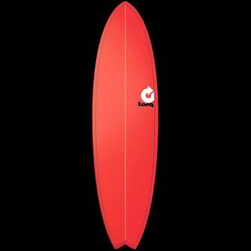 Torq Surfboards 6'10'' Torq Mod Fish - Red