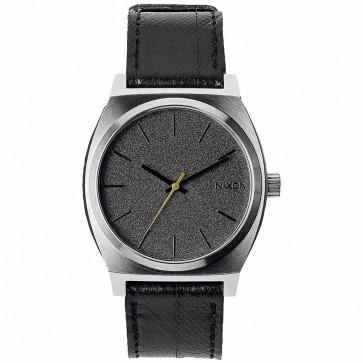 Nixon Time Teller Watch - Black Tape