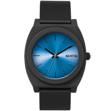Nixon Time Teller P Watch - Black/Blue/Float