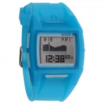 Nixon Lodown II Watch - Translucent Blue