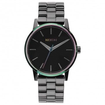 Nixon Women's Small Kensington Watch - Gunmetal/Multi