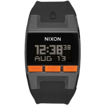 Nixon Comp Watch - Black/Orange JJF
