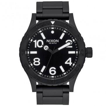 Nixon 46 Watch - All Black