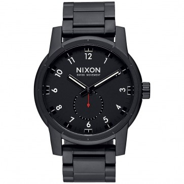 Nixon Patriot Watch - All Black