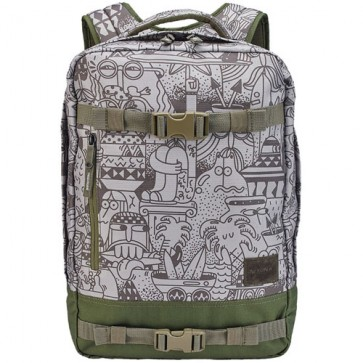 Nixon Del Mar Backpack - Olive