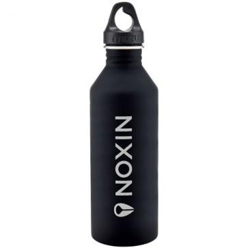 Nixon Mizu M8 Water Bottle - Lockup/Black