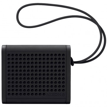 Nixon Mini Blaster Portable Wireless Speaker - Black