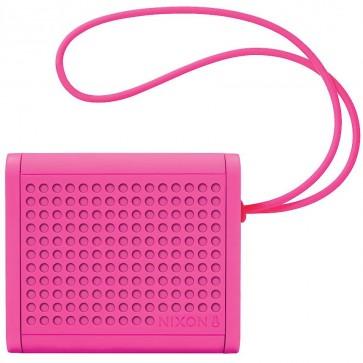 Nixon Mini Blaster Portable Wireless Speaker - Magenta