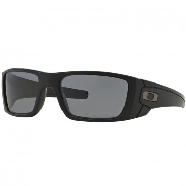 Oakley Fuel Cell Polarized Sunglasses - Matte Black/Grey