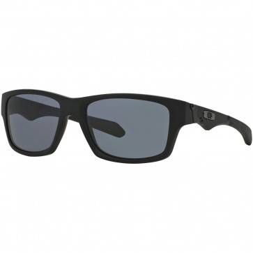 Oakley Jupiter Squared Sunglasses - Matte Black/Grey