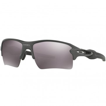 Oakley Flak 2.0 XL Polarized Sunglasses - Steel/Prizm Dail