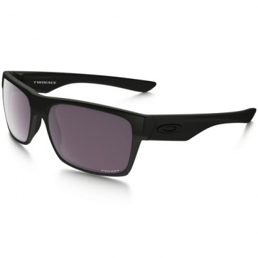 Oakley Twoface Covert Polarized Sunglasses - Matte Black/Prizm Daily