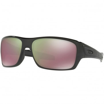Oakley Turbine Polarized Sunglasses - Polished Black/Prizm Shallow Water