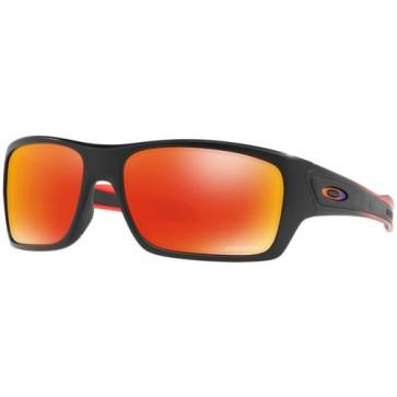 Oakley Turbine Prizm Sunglasses - Ruby Fade