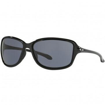 Oakley Women's Cohort Sunglasses - Metallic Black/Grey
