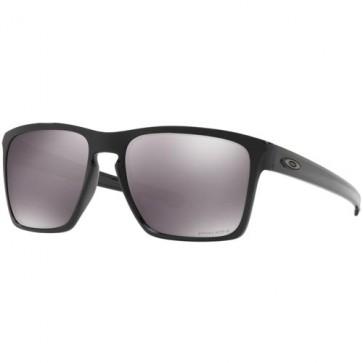 Oakley Sliver XL Sunglasses - Polished Black/Prizm Black