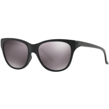 Oakley Women's Hold Out Polarized Sunglasses - Matte Black/Prizm Daily
