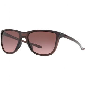 Oakley Women's Reverie Sunglasses - Amethyst/G40 Black Gradient