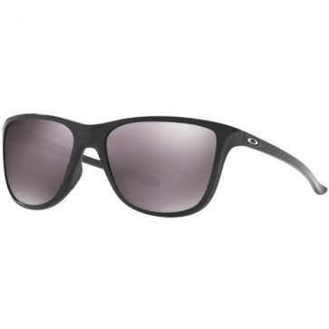 Oakley Women's Reverie Polarized Sunglasses - Polished Black/Prizm Daily