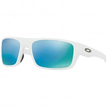 05a7093468 Oakley Drop Point Polarized Sunglasses - Polished White Prizm Deep Water -  Cleanline Surf