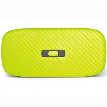 Oakley Square O Hard Sunglass Case - Neon Yellow