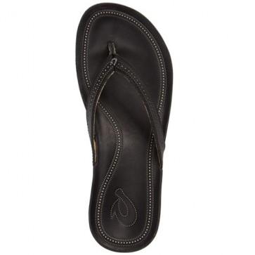 Olukai Women's Ola Sandals - Black