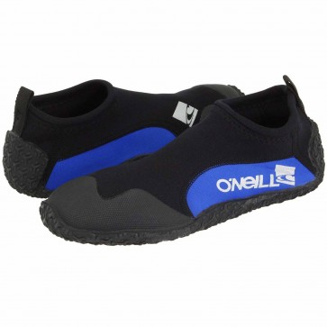 O'Neill Youth Reactor Reef Boots - Black/Blue
