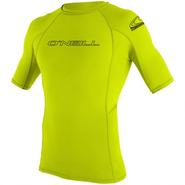 O'Neill Wetsuits Basic Skins Crew - Lime