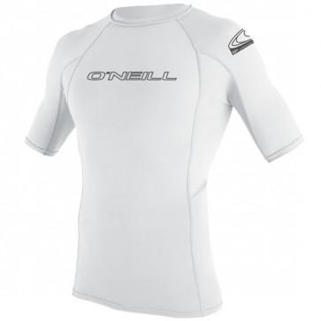 O'Neill Wetsuits Basic Skins Crew - White