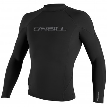 O'Neill Hammer 1.5mm Long Sleeve Crew - Black