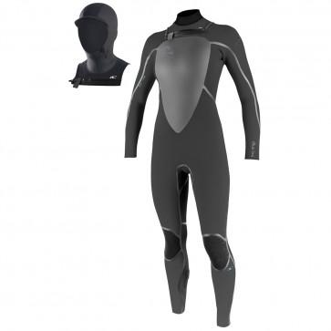 O'Neill Women's D-Lux Mod 5/4 Wetsuit - Black