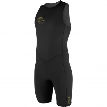 O'Neill O'Riginal 2mm Sleeveless Back Zip Spring Wetsuit - Black