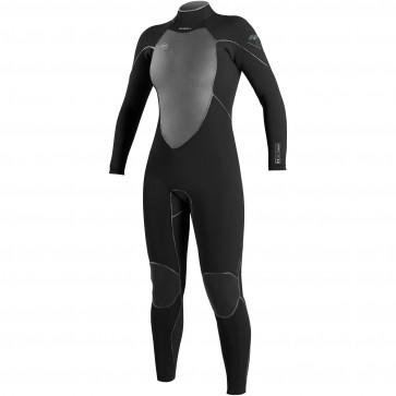 O'Neill Women's Psycho Freak 4/3 Wetsuit - Black