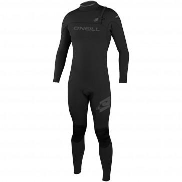 O'Neill HyperFreak Comp 3/2 Zipless Wetsuit - Black
