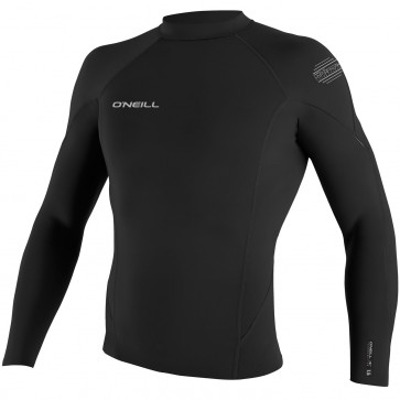 O'Neill Wetsuits HyperFreak 1.5mm Jacket - Black - 2016