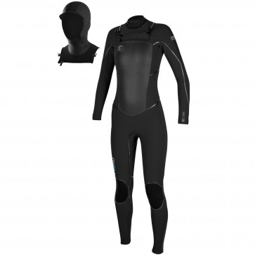 O'Neill Women's Mod 5/4 Wetsuit with Hood
