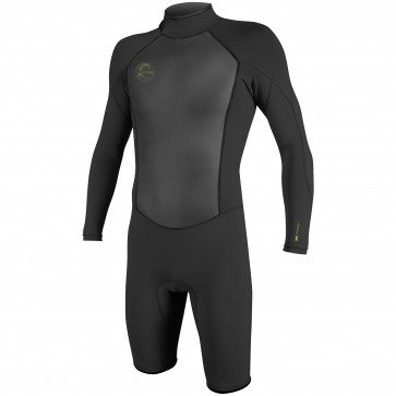 O'Neill O'Riginal 2mm Long Sleeve Back Zip Spring Wetsuit - Black