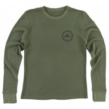 O'Neill Posted Long Sleeve Thermal - Green