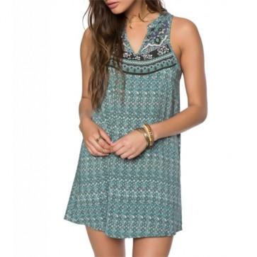 O'Neill Women's Gemma Dress - Green