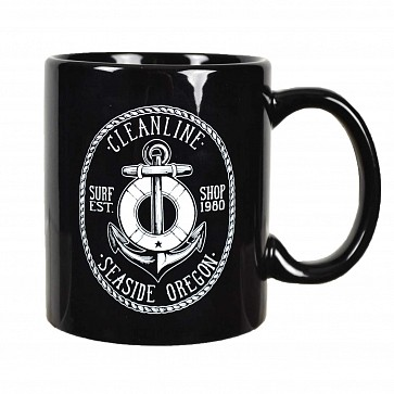 Cleanline Anchor Mug - Seaside