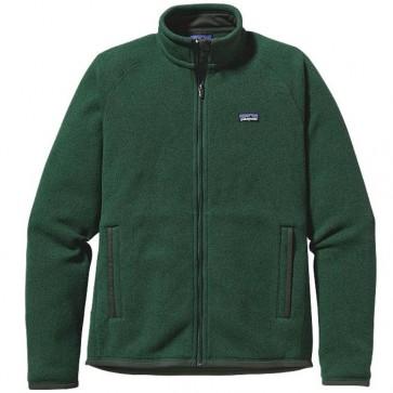 Patagonia Better Sweater Jacket - Malachite Green