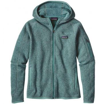 Patagonia Women's Better Sweater Full-Zip Hoody - Mogul Blue