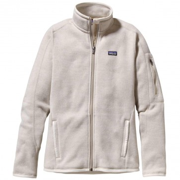 Patagonia Women's Better Sweater Jacket - Raw Linen