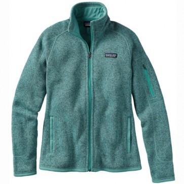 Patagonia Women's Better Sweater Fleece Jacket - Mogul Blue