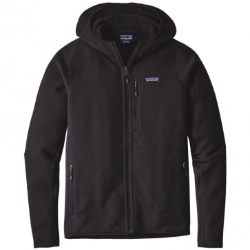 Patagonia Performance Better Sweater Fleece Hoody - Black
