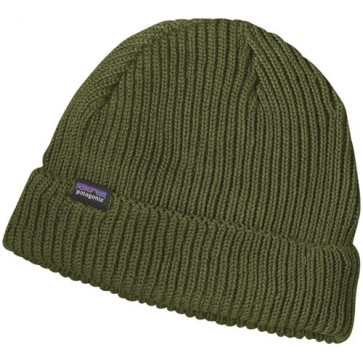 Patagonia Fisherman's Rolled Beanie - Glades Green