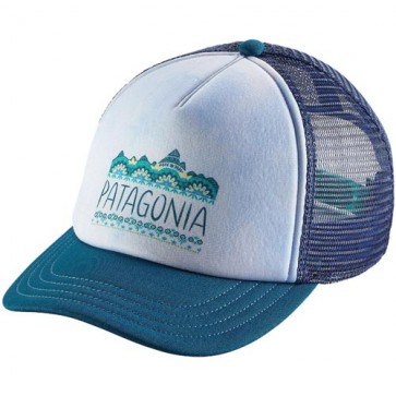 Patagonia Women's Femme Fitz Roy Interstate Trucker Hat - Big Sur Blue