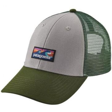 Patagonia Board Short Label LoPro Trucker Hat - Drifter Grey