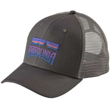 Patagonia Fitz Roy Frostbite Trucker Hat - Forge Grey