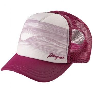 Patagonia Women's A-Frame Interstate Trucker Hat - Magenta